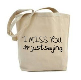miss shoping bag