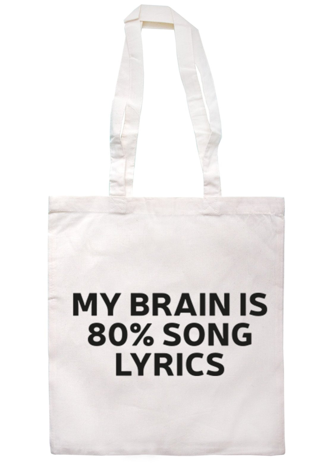 lyricstotebag